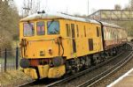 Gaugemaster / Dapol GM2210205 Network Rail Class 73212 Yellow